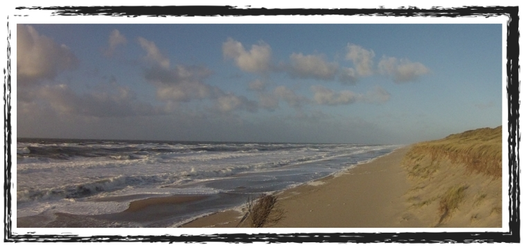 A breezy winter day on Sylt