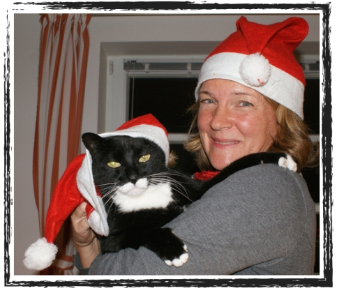 Merry Christmas from Silke & Ska