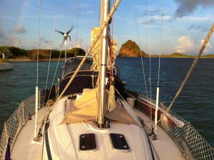 2013 10 12 IMG_2968Sunrise at Saline Island